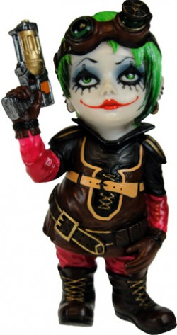 Picture of Jokers Mischief Cosplay Girl Figurine