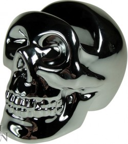 Picture of See No Evil Glasses Holder Skull