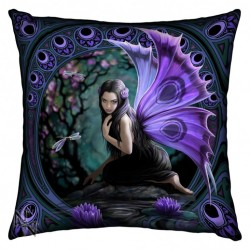 Picture of Naiad Cushion (Anne Stokes) 42 cm LAST FEW LEFT