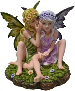 Picture of Little Whispers Fairy Statue