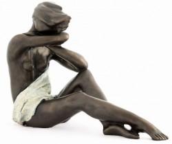 Picture of WindBlown Nude Female Figurine by Lluis Jorda