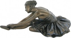Picture of The Dying Swan Ballerina Bronze Figurine