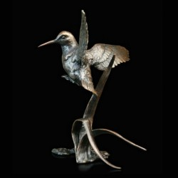 Picture of Woodcock Figurine (Limited Edition) Michael Simpson