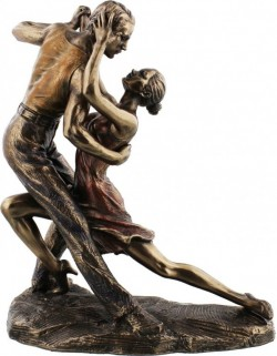 Picture of Juliana Tango Forward Bow Position Bronze Figurine