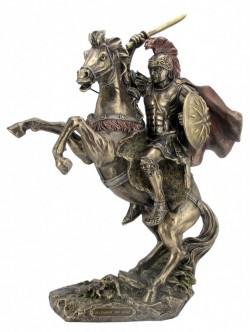 Picture of Alexander the Great Bronze Figurine