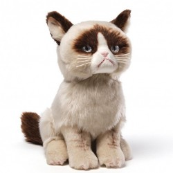 Picture of Grumpy Cat Soft Toy