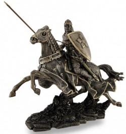 Picture of Knight Legend Bronze Figurine