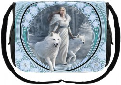 Picture of Winter Guardians Messenger Bag (Anne Stokes)
