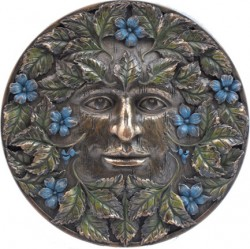 Picture of Spirit of Spring Wall Plaque