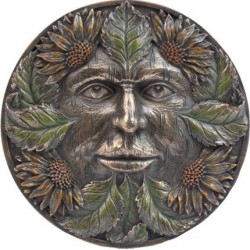 Picture of Midsummer Spirit Wall Plaque