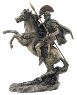 Picture of Roman Centurion Bronze Figurine