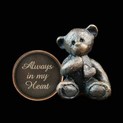 Picture of Penny Bear Always in My Heart Michael Simpson