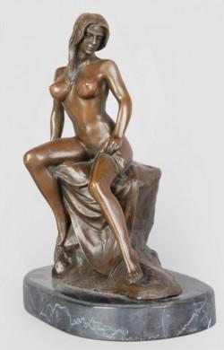 Picture of Megan Nude Bronze Figure