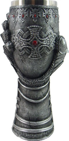 Picture of Heavy Gauntlet Goblet 23cm