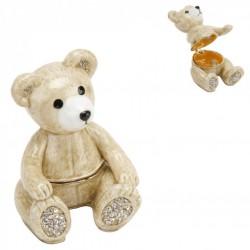 Picture of Teddy Bear Treasured Trinkets by Juliana