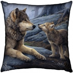 Picture of Brother Wolf Cushion (Daniel Smith)