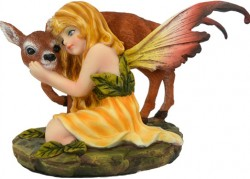 Picture of Faithfull Friends Fairy Figurine 15cm