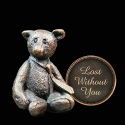 Picture of Penny Bear Lost Without You Michael Simpson