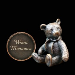 Picture of Penny Bear Warm Memories Michael Simpson