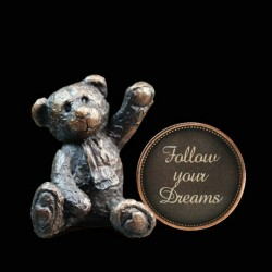 Picture of Penny Bear Follow Your Dreams Michael Simpson