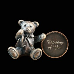 Picture of Penny Bear Thinking Of You Michael Simpson