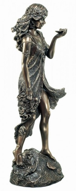 Picture of Graceful Spirit Bronze Figurine