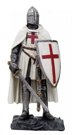 Picture of Crusader Kings Guard Figurine