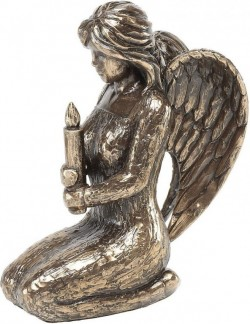 Picture of Angel of Light Bronze Figurine