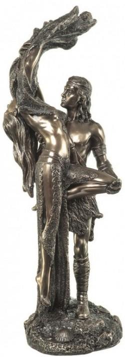 Picture of Celtic Spirit of Love Bronze Figurine 28.5cm