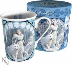 Picture of Winter Guardians Mug (Anne Stokes)
