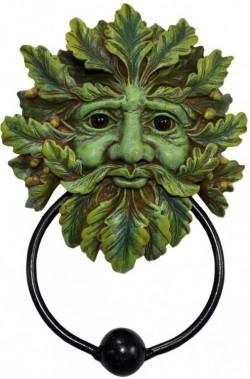 Picture of Green Man Door Knocker