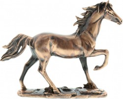 Picture of Horse Cantering Figurine (Juliana)