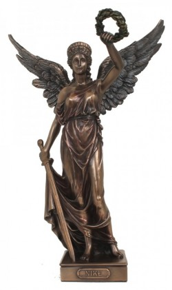 Picture of Nike Bronze Statue 37 cm Large