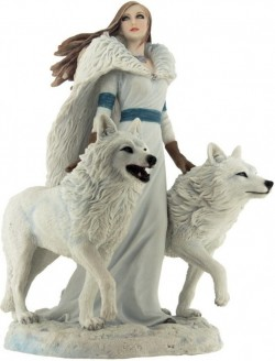Picture of Winter Guardians Figurine (Anne Stokes) NEW