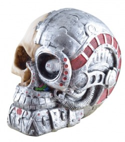 Picture of Cyborg Skull Box