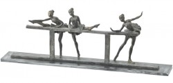 Picture of Three Ballet Dancers Bronze Sculpture 58cm Large