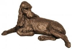 Picture of Monty Springer Spaniel Dog Sculpture