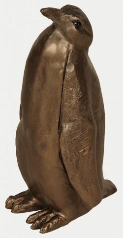 Picture of Emperor Penguin Small Bronze Sculpture (Paul Jenkins)