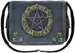 Picture of Ivy Pentagram Messenger Bag