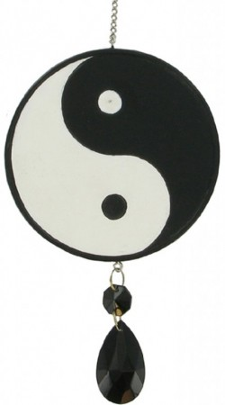 Picture of Ying Yang Spiritual Dream Catcher