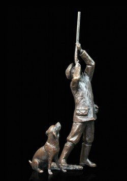 Picture of Last Drive Bronze Figurine (Limited Edition) Michael Simpson