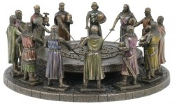 Picture of Knights of the Round Table Figurine Bronze