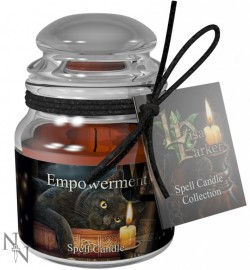 Picture of Empowerment Spell Candle - Patchouli (Lisa Parker)