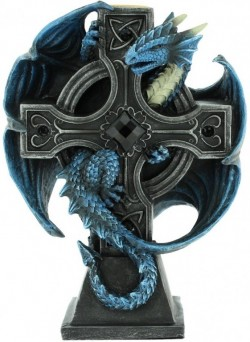 Picture of Draco Candela Candle Stick (Anne Stokes)
