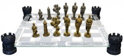 Picture of Medieval Knight Chess Set