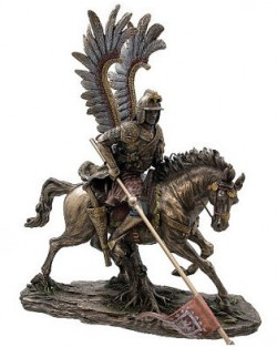 Picture of Polish Winged Hussar Figurine