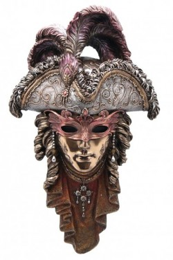 Picture of Venetian Mask Male (Genesis Fine Arts)