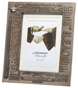 Picture of Graduation Bronze Frame