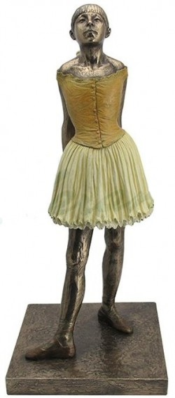 Picture of Degas Little Dancer Bronze Figurine LARGE 42cm