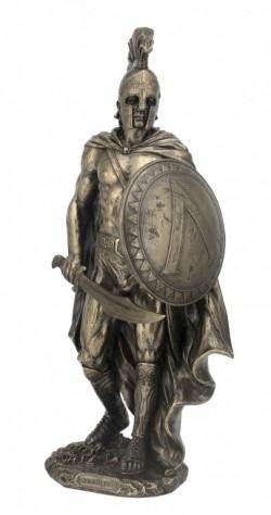 Picture of Leonidas King of Sparta Bronze Figurine 34 cm